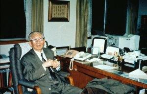 Witness Lee 李常受 Sitting